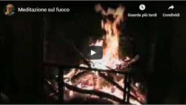 Rèverie sul ciclo del fuoco, ispirato da Gaston Bachelard. Video youtube,2006