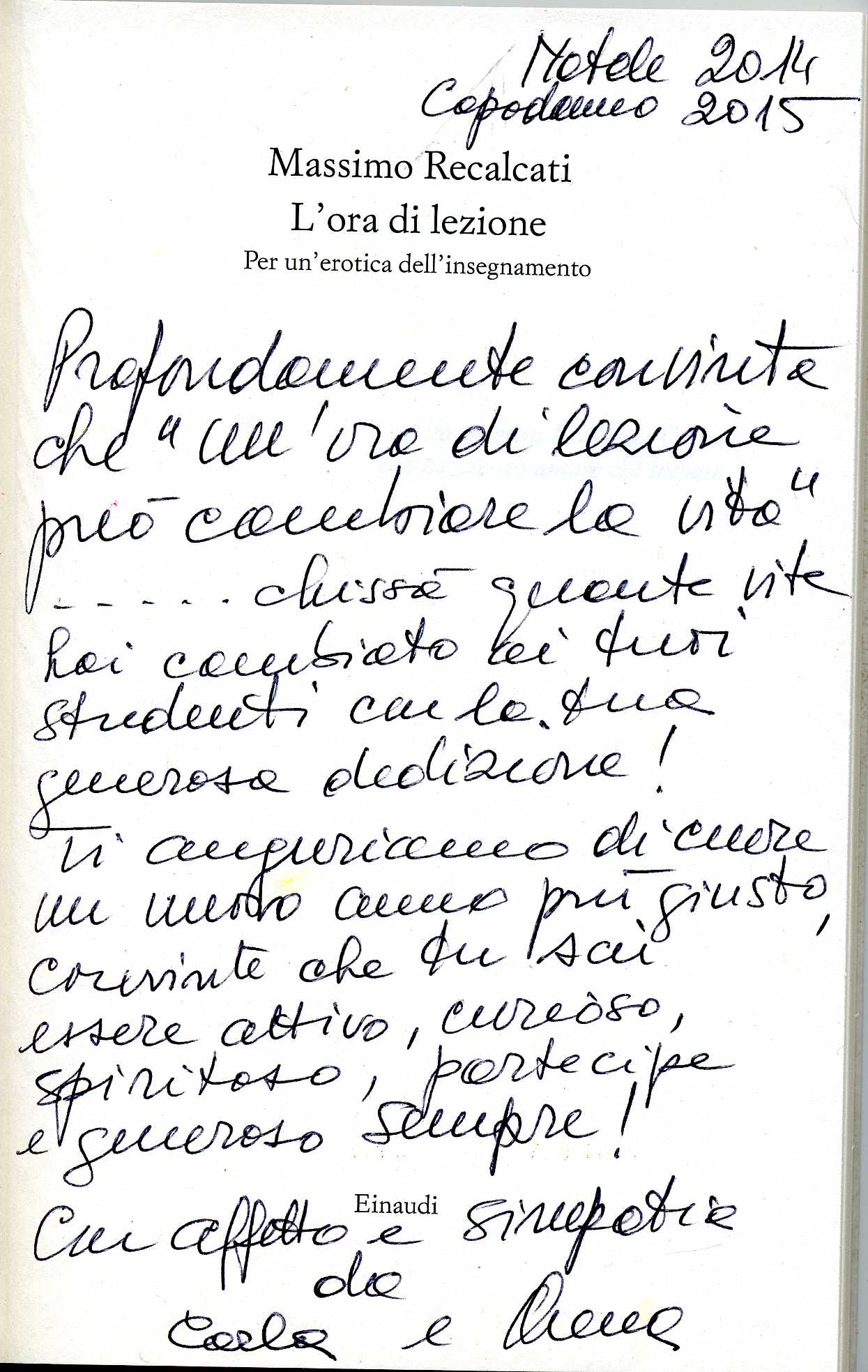 RECALCATI1937