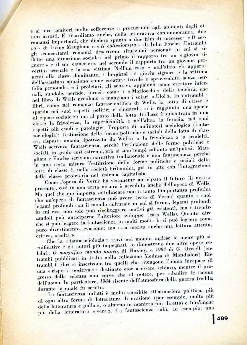 L  CONTI FANTASCIENZA1973