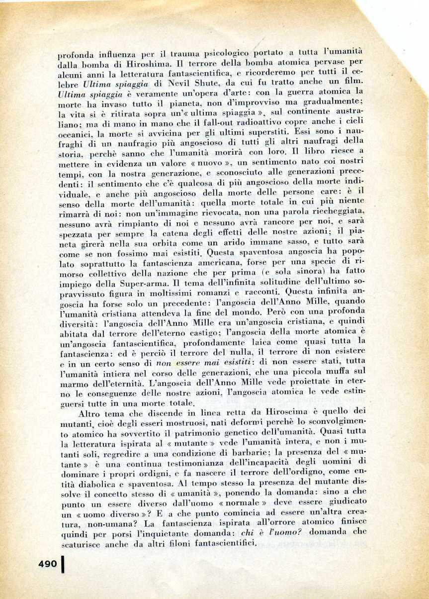 L  CONTI FANTASCIENZA1974