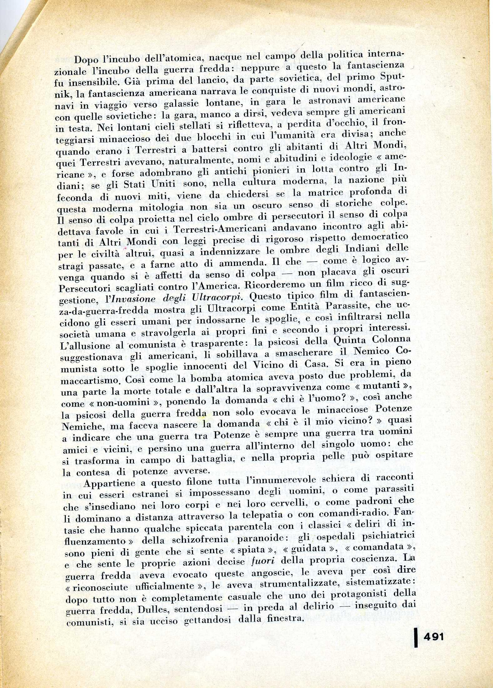 L  CONTI FANTASCIENZA1975