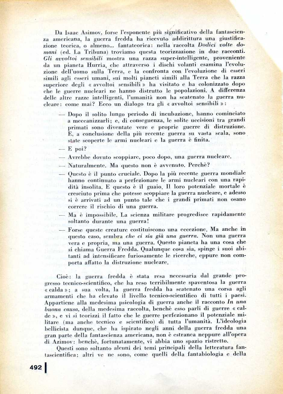 L  CONTI FANTASCIENZA1976