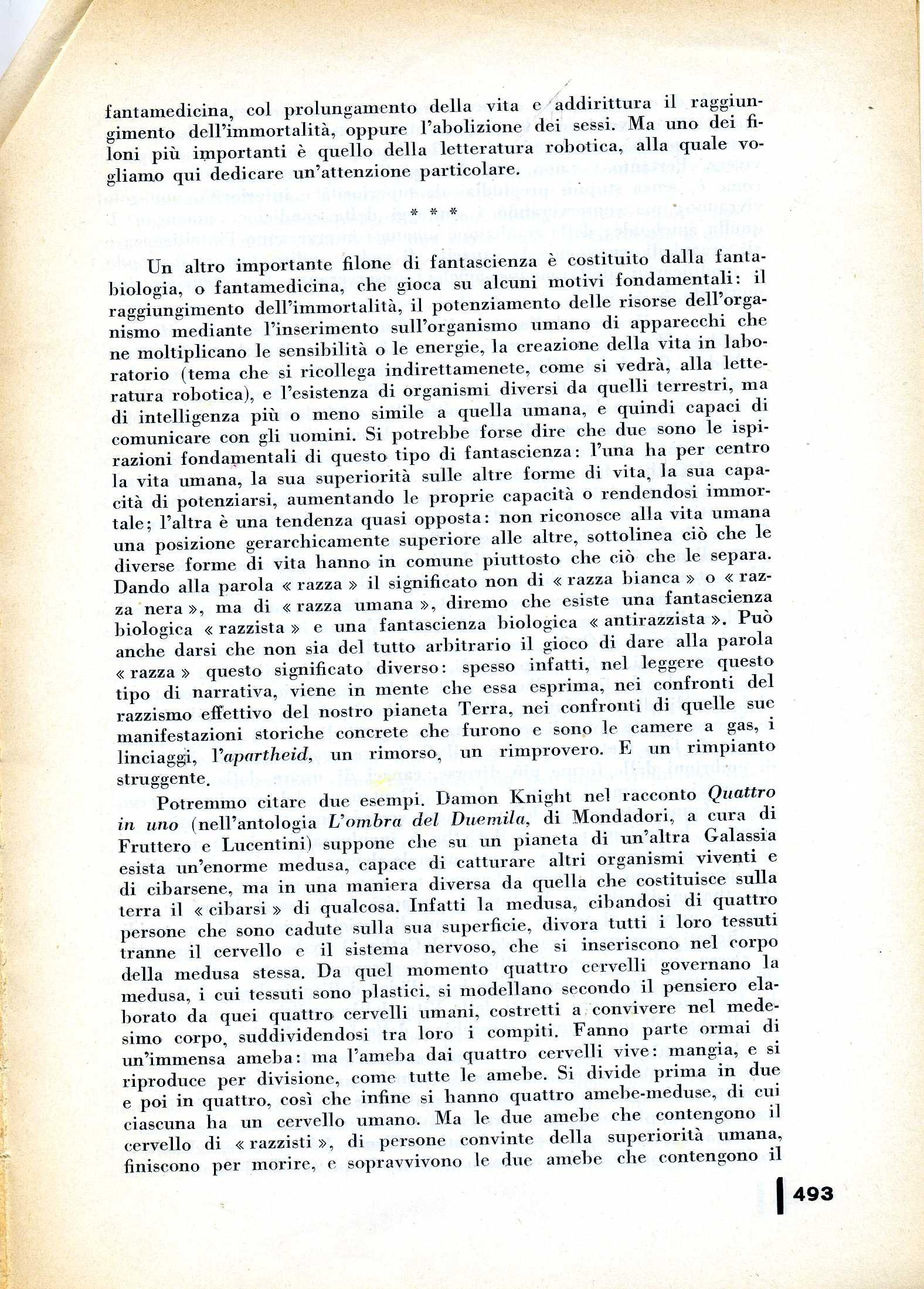 L  CONTI FANTASCIENZA1977