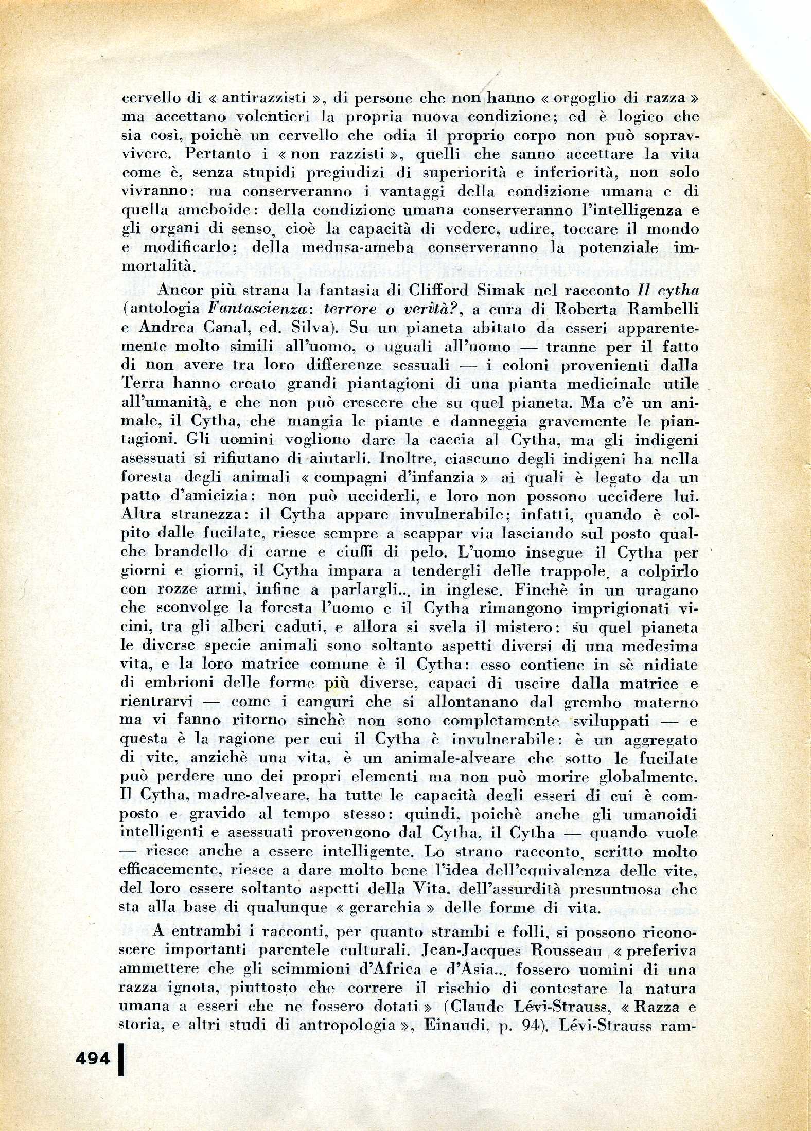 L  CONTI FANTASCIENZA1978