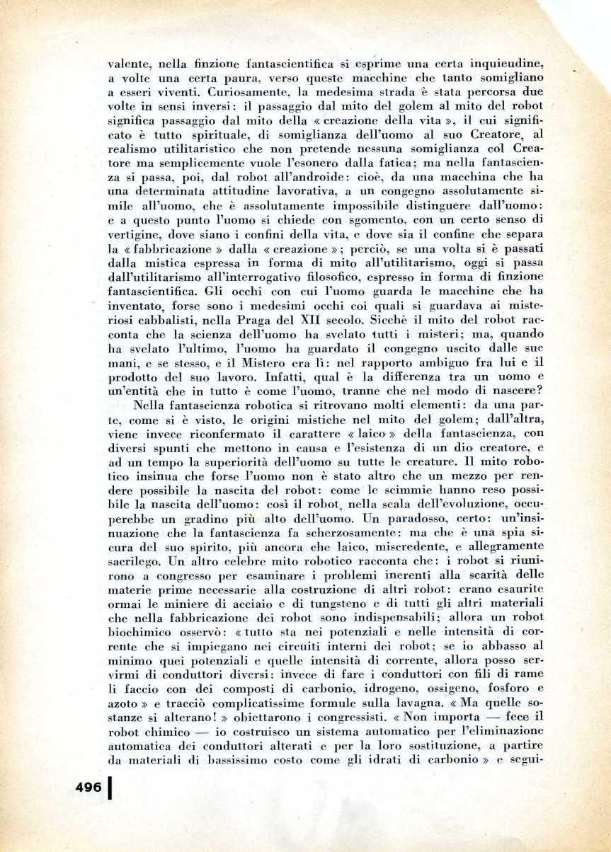 L  CONTI FANTASCIENZA1980