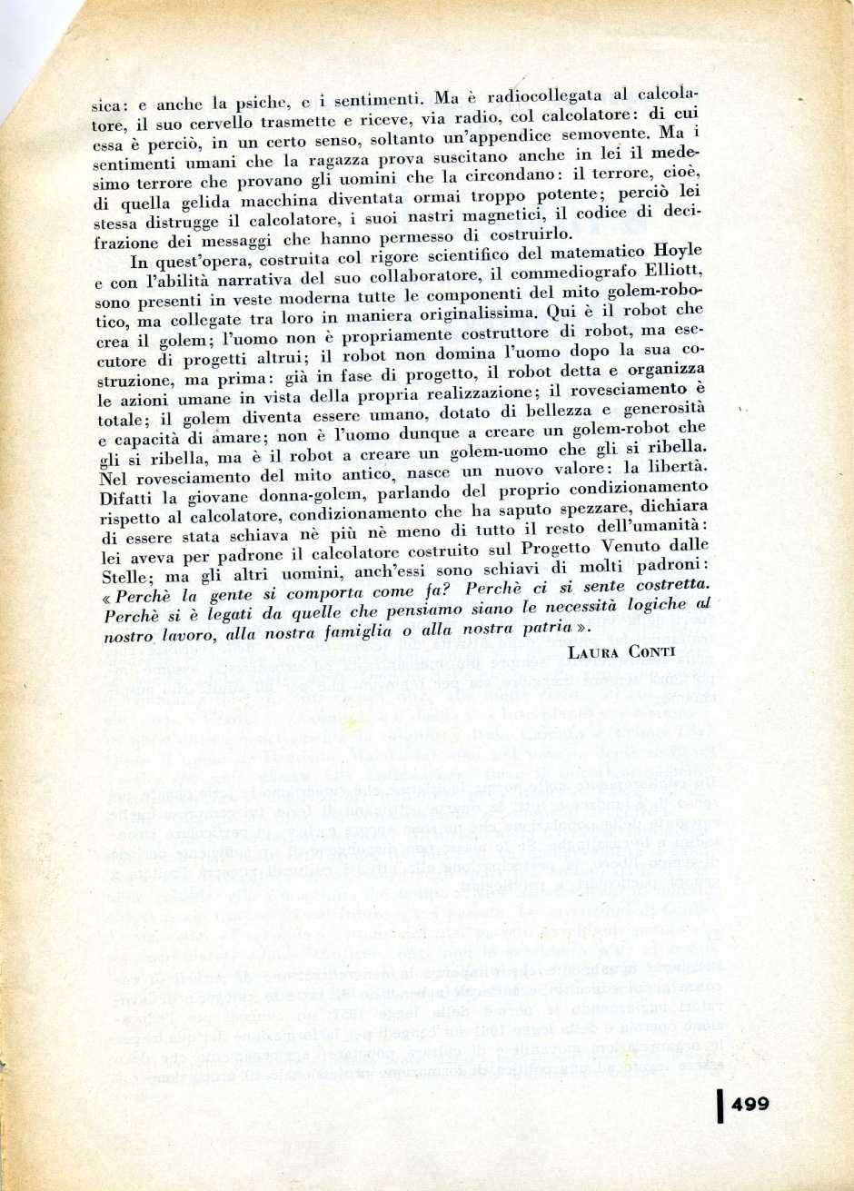 L  CONTI FANTASCIENZA1983