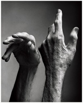 Mark Seliger, Portrait of Merce Cunningham, 2009