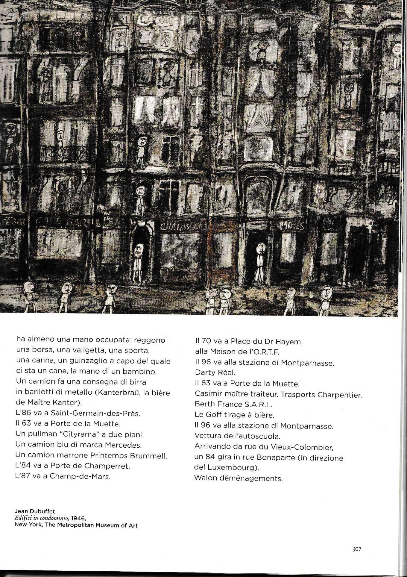 ESAURIMENTO LUOGO PEREC2035