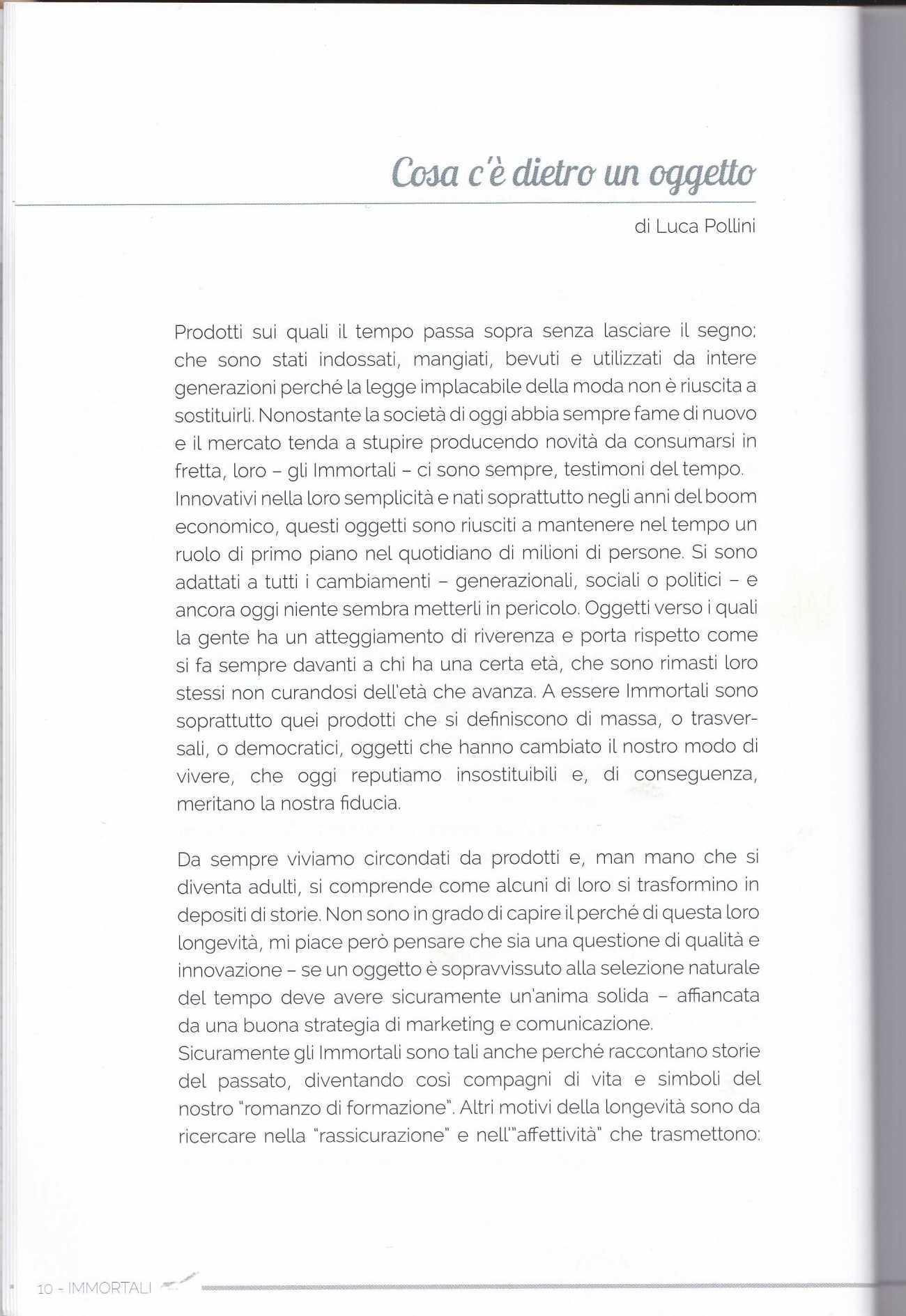 POLLINI OGGETTI LEGGENDARI2010