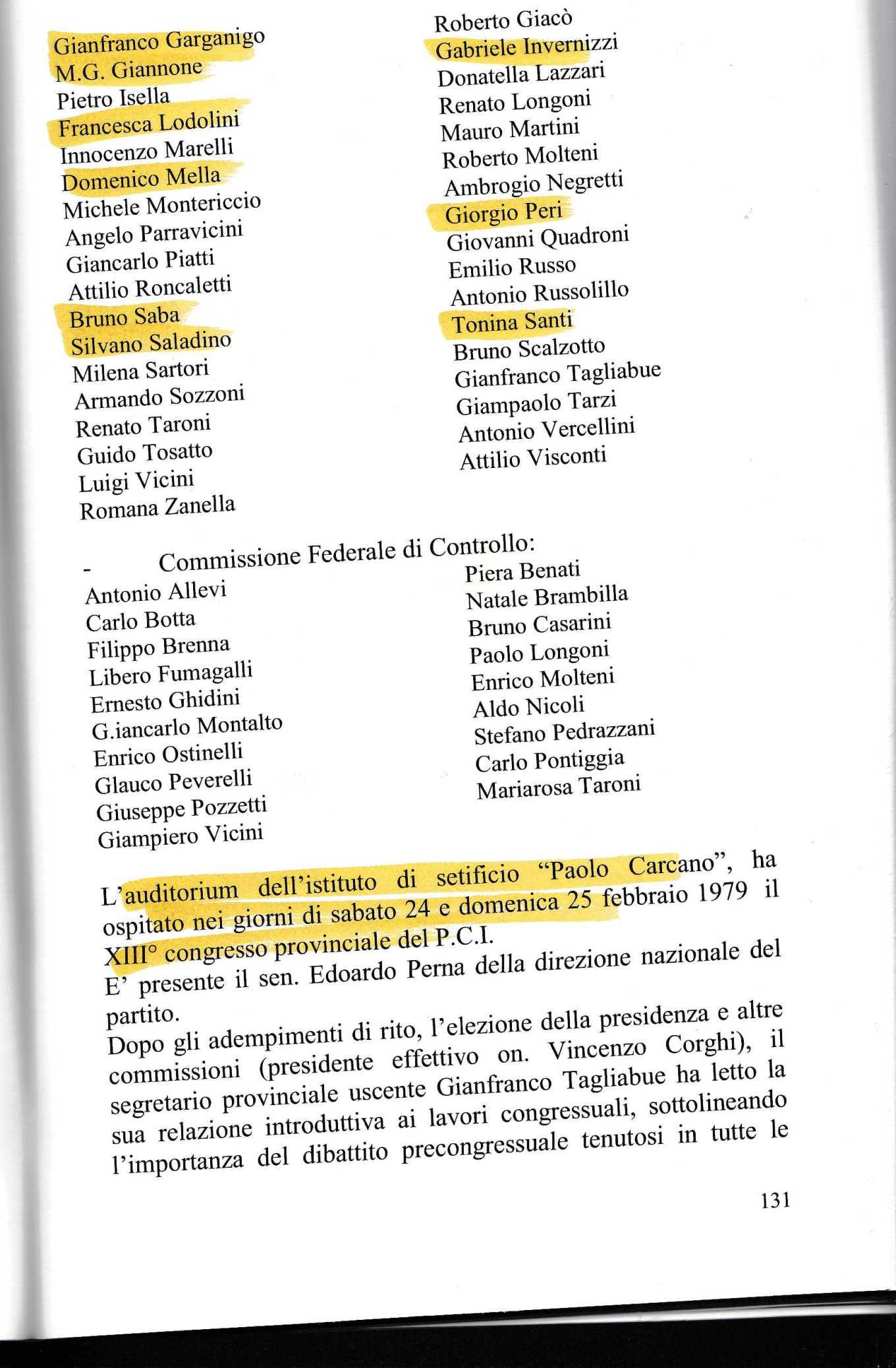 INDAVURU PCI COMO 2394