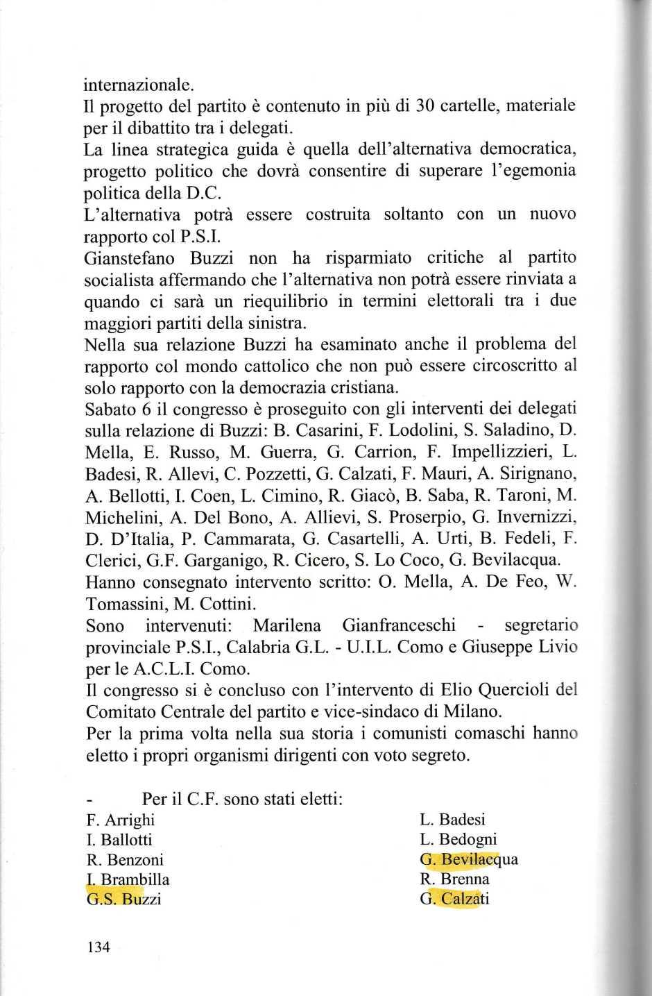 INDAVURU PCI COMO 2397