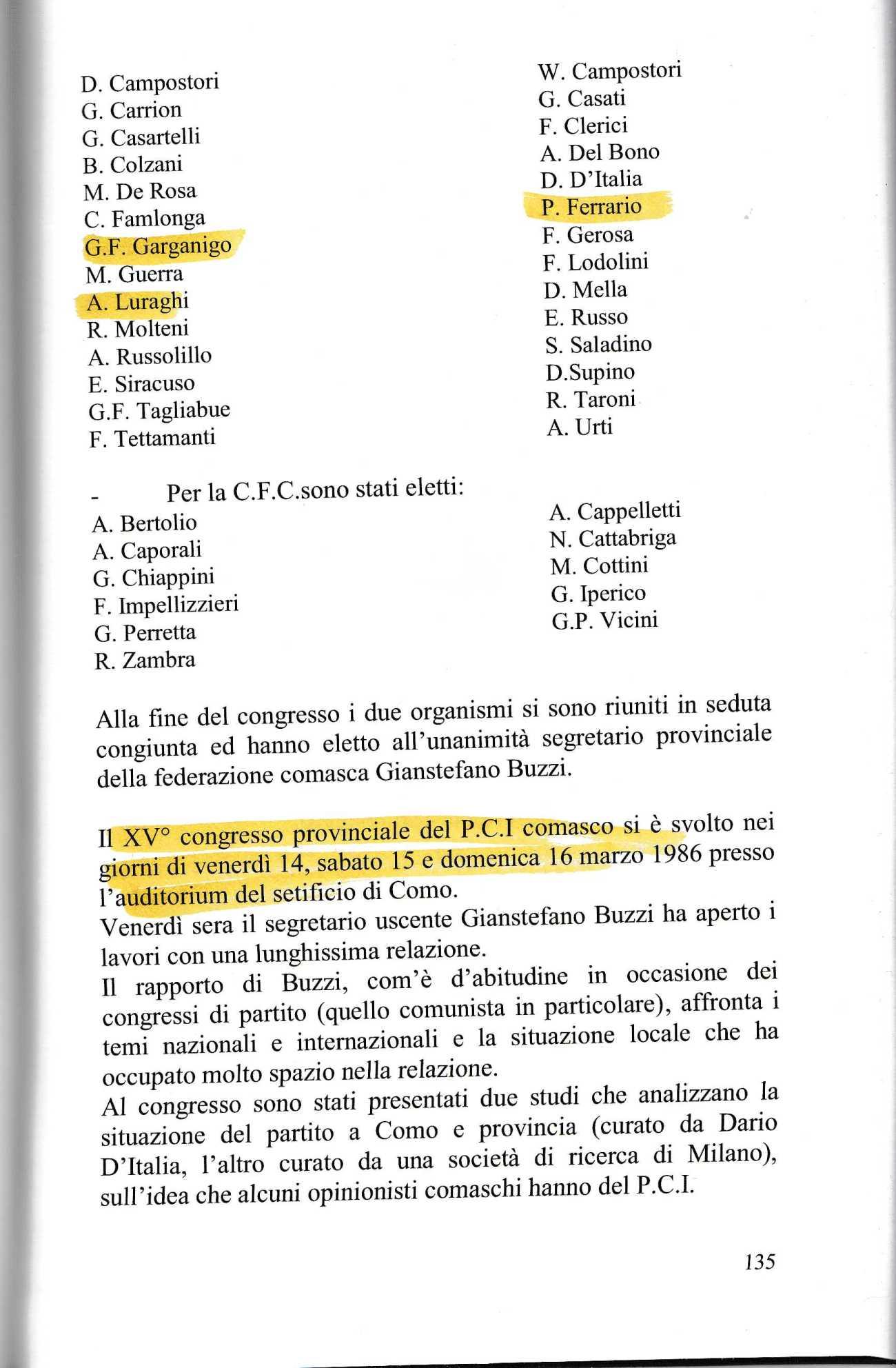 INDAVURU PCI COMO 2398