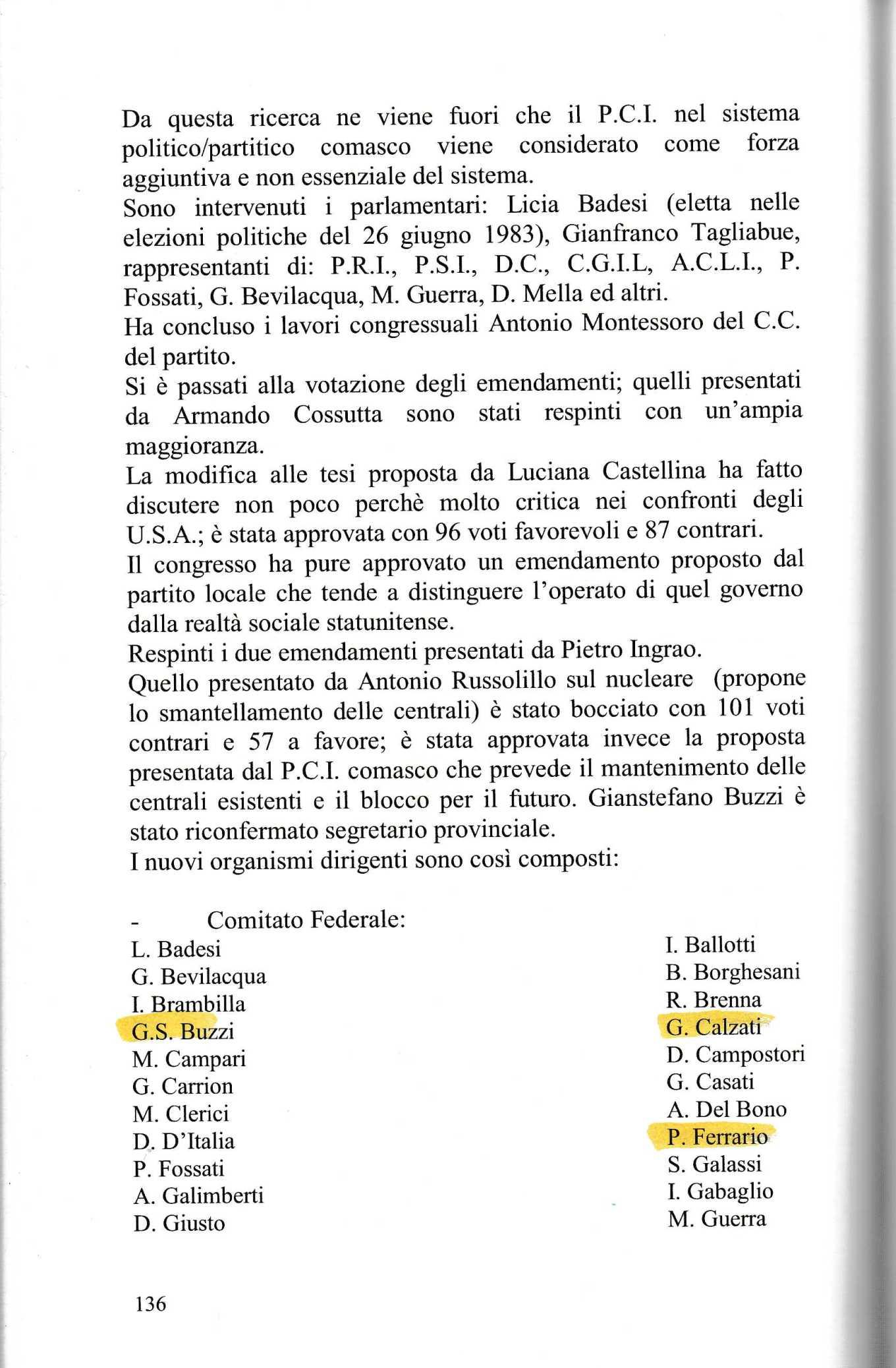 INDAVURU PCI COMO 2399