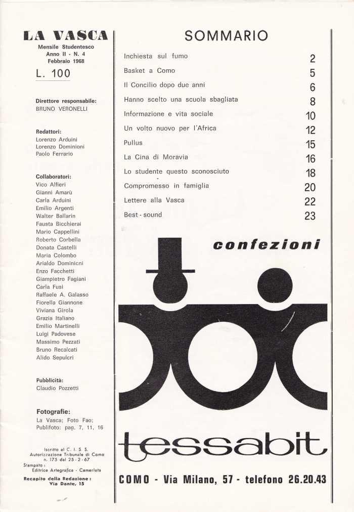 LA VASCA 2869
