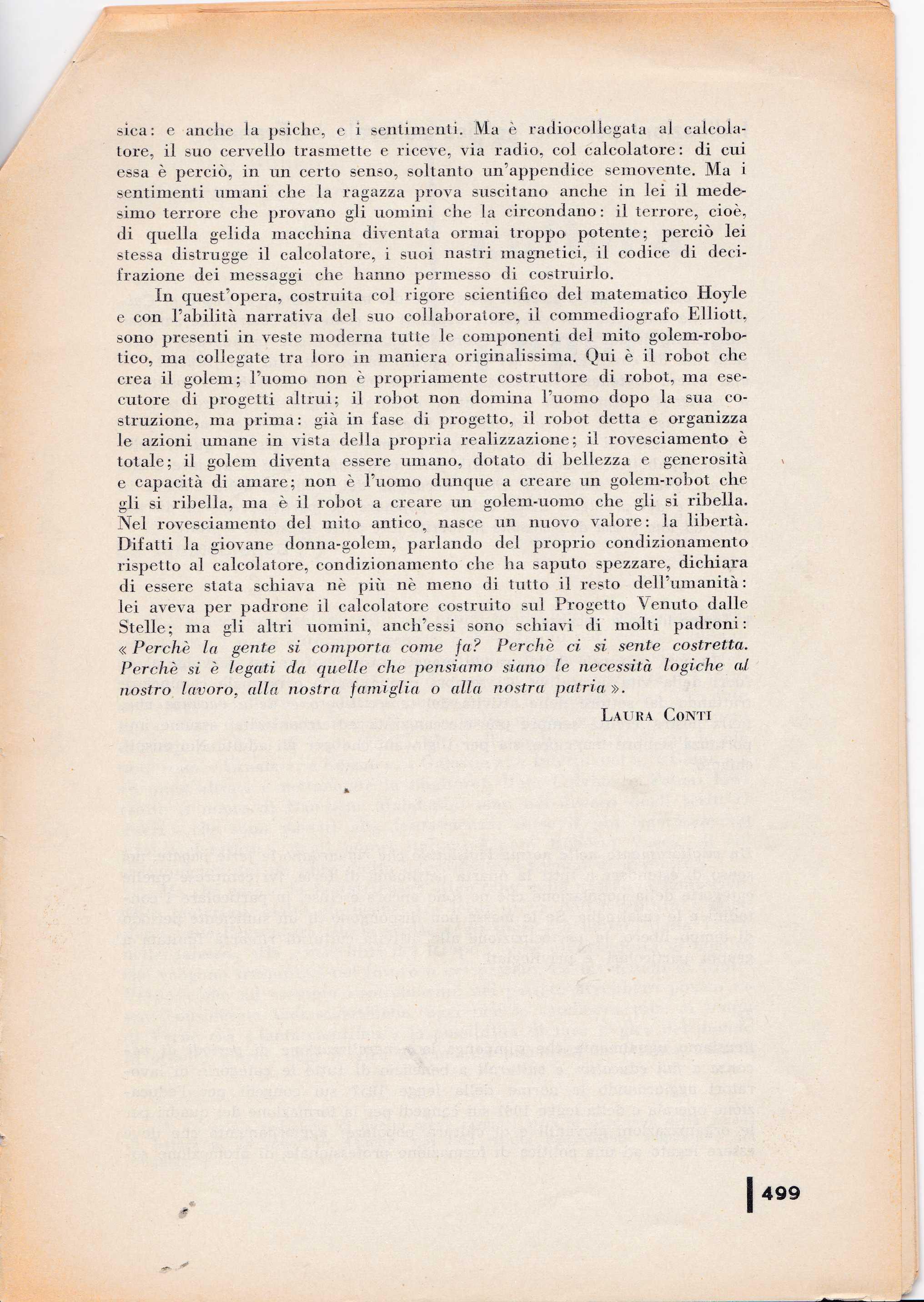 laura conti fantascienza 19673415