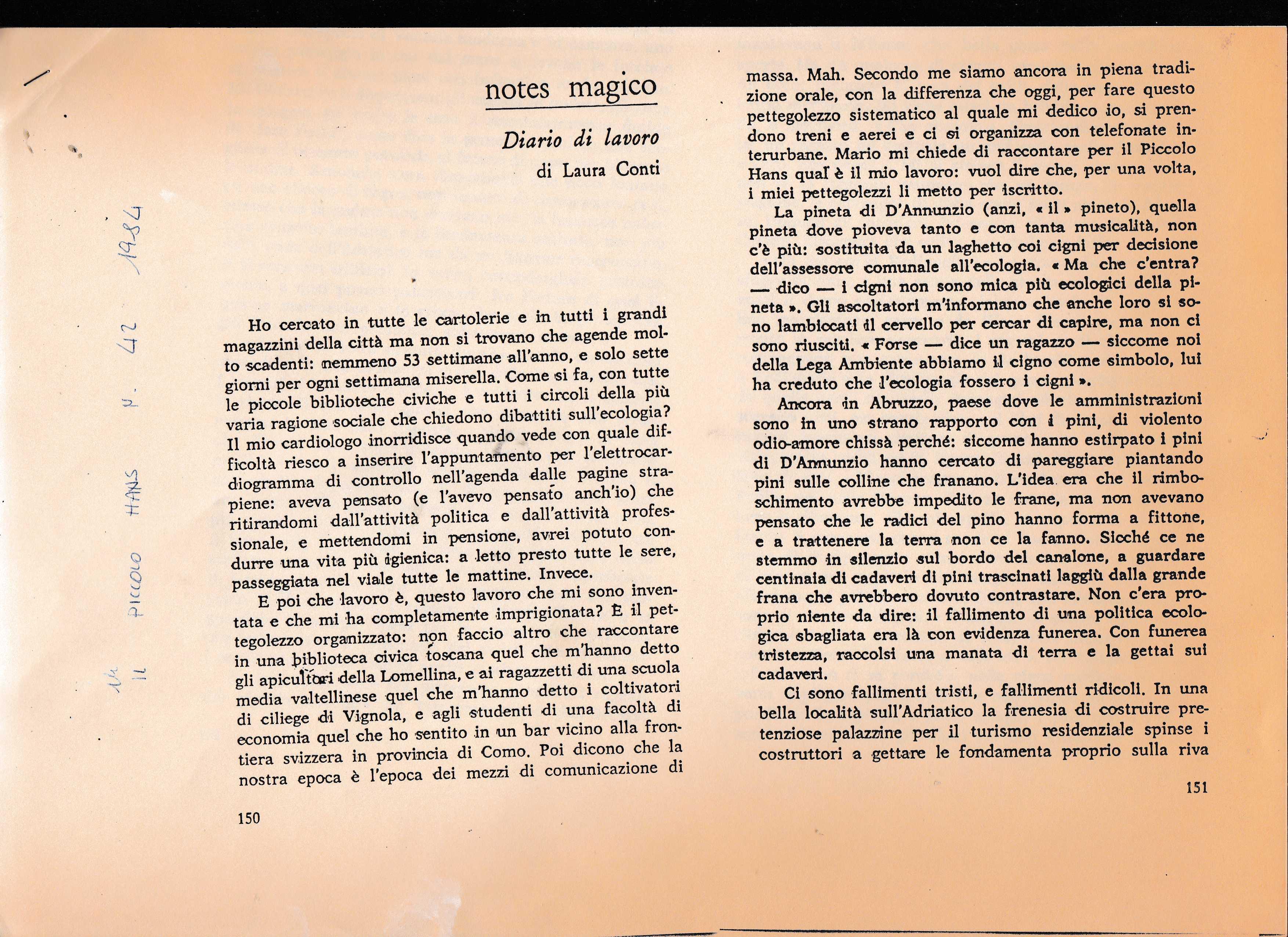 L CONTI NOTE MAGICO3585