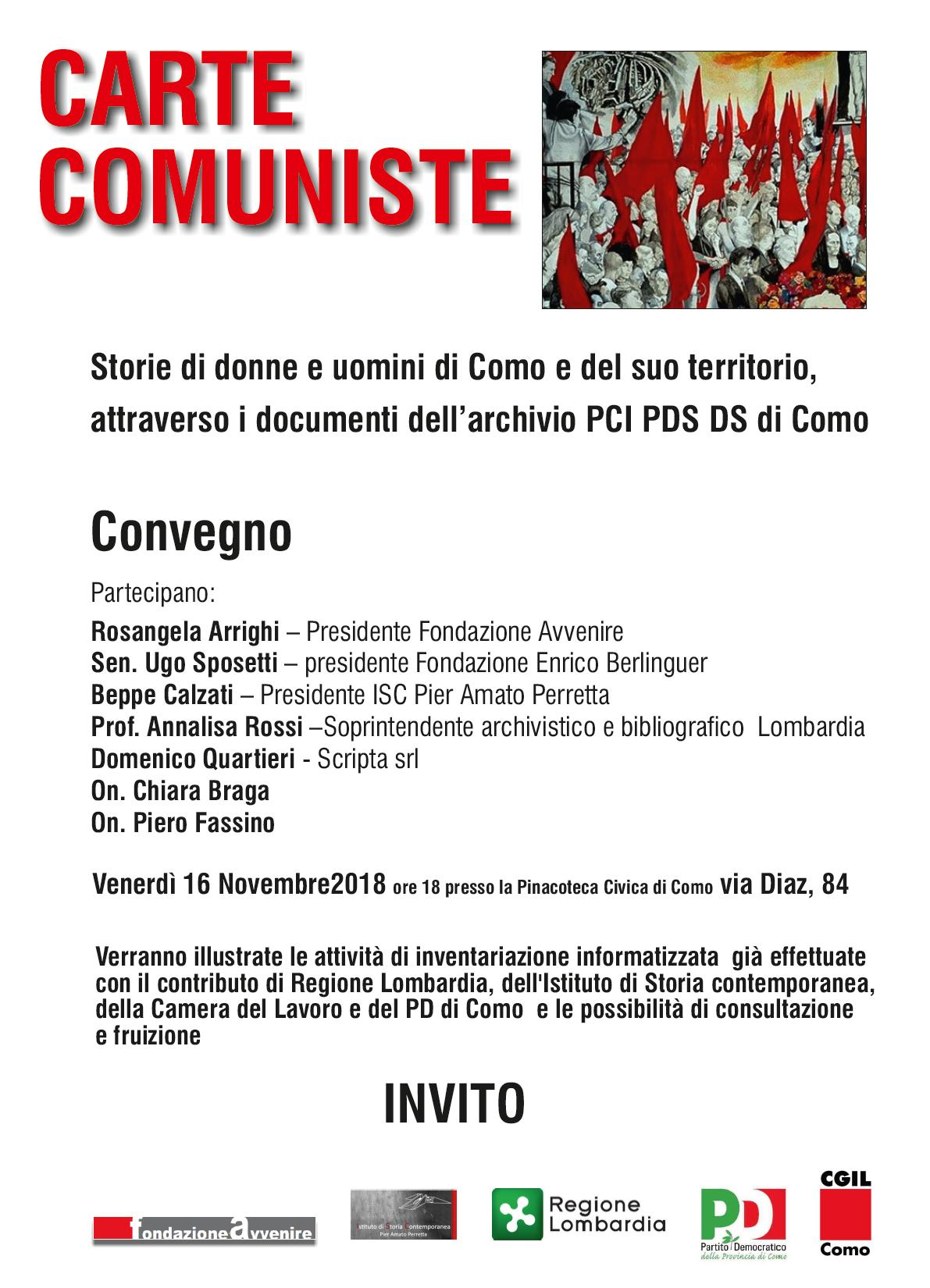 Carte Comuniste