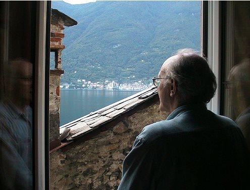 Quando parlo con la finestra …, MarkStrand