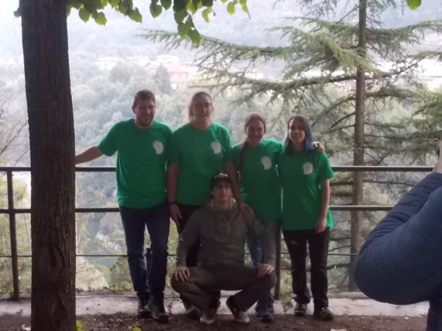 Visita organizzata dalla associazione studentesca EnvironMental ( Università degli studi dell'Insubria): 1. sito paleontologico di Endenna (Bergamo); 2. Museo della Valle di Zogno; 3. Grotte delle Meraviglie, sabato 12 ottobre2019