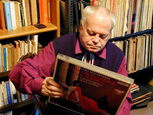 mi ricordo di: Carlo Ferrario, 1931 –2019