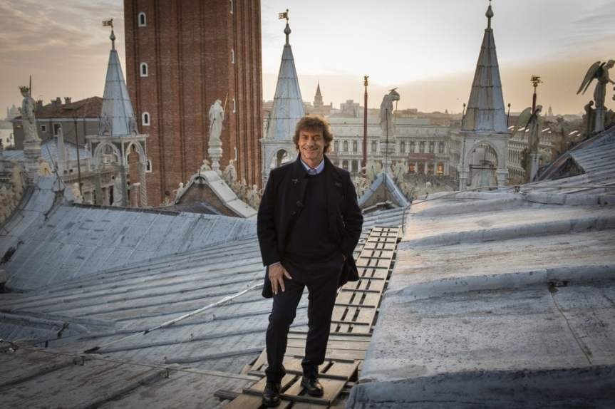 Alberto Angela sui tetti di San Marco racconta le 'Meraviglie' di Venezia – Repubblica.it, 10 gen2020