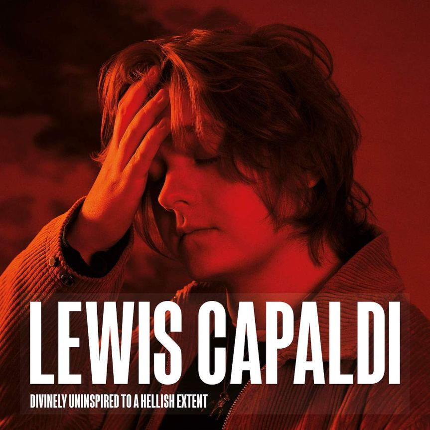 LEWIS CAPALBI, Divinely Uninspired to a Hellish Extent, Cd
