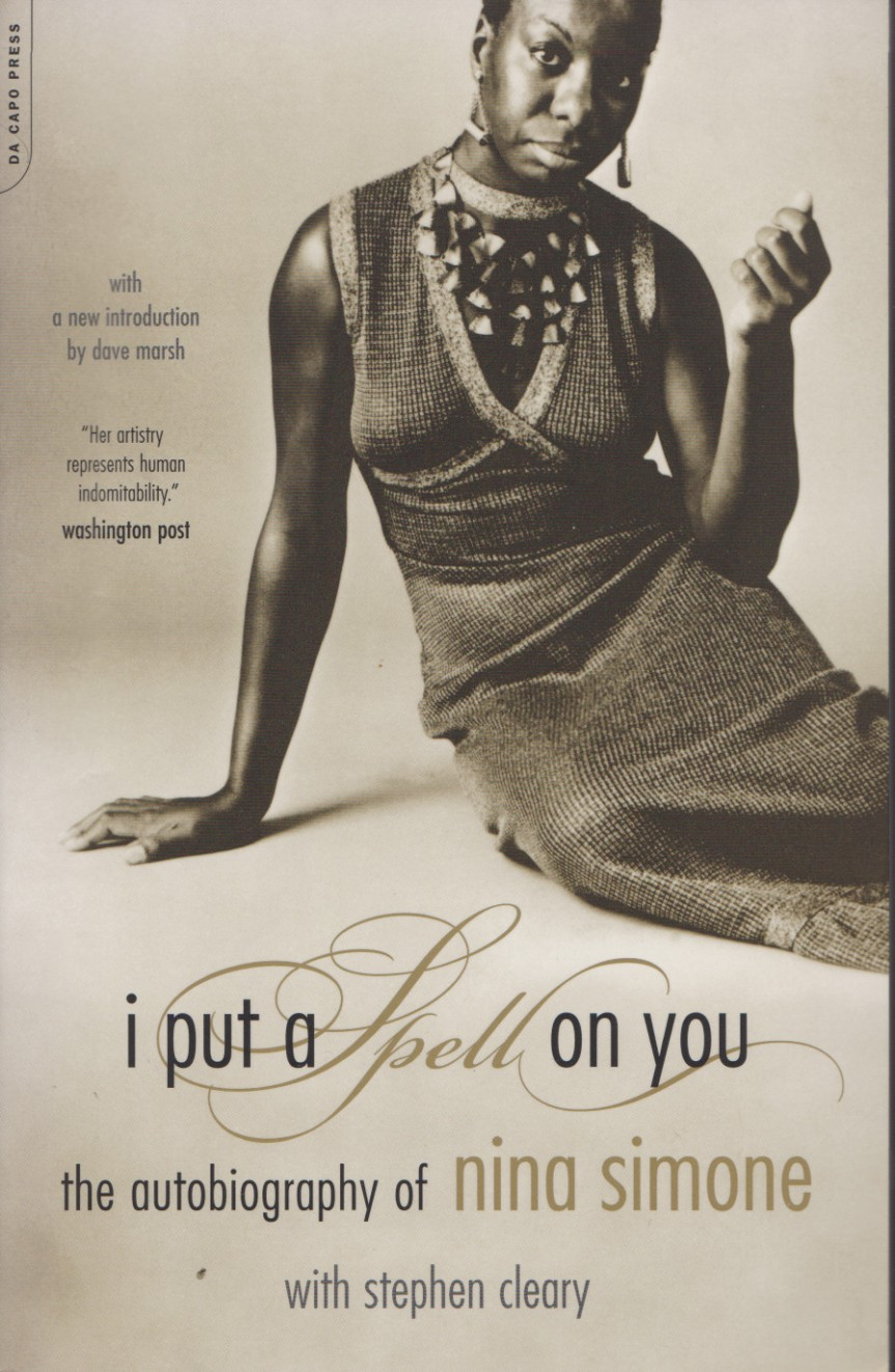 The autobiography of NINA SIMONE with CLEARY Stephen, I Put a Spell on You, Da Capo Press, 1991. Indice analitico