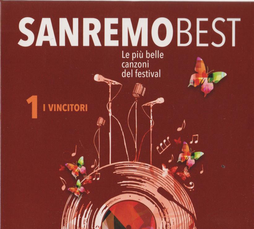 SANREMO, le più belle canzoni del festival, 1951 –2017