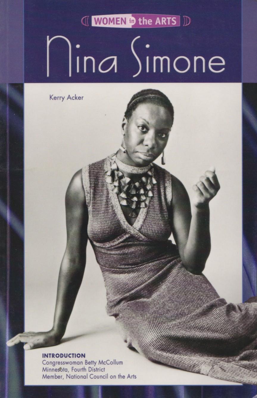 ACKER Kerry, Nina Simone, Chelsea House publisher, 2004. Indice dellibro